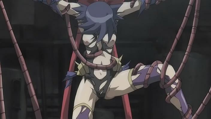 Mahou shoujo ai san девушка волшебница 02